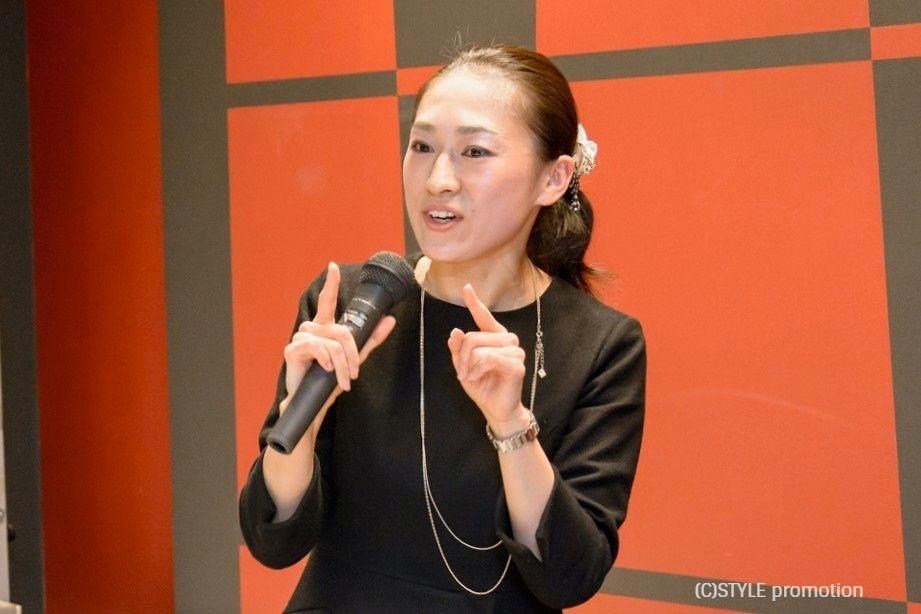 「焼酎&泡盛スタイル」本格焼酎女子・焼酎スタイリストyukikoさんによる焼酎セミナーも!ホテルニューオータニ東京