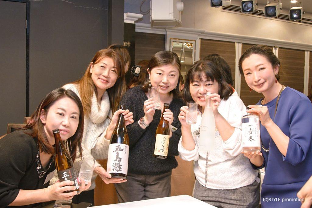 焼酎&泡盛スタイル」本格焼酎女子・焼酎スタイリストyukikoさんによる焼酎セミナーも!ホテルニューオータニ東京