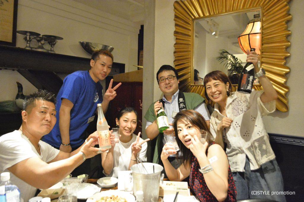 焼酎楽宴・焼酎女子のパイオニア焼酎スタイリストyukikoさん取材「焼酎&泡盛スタイル」