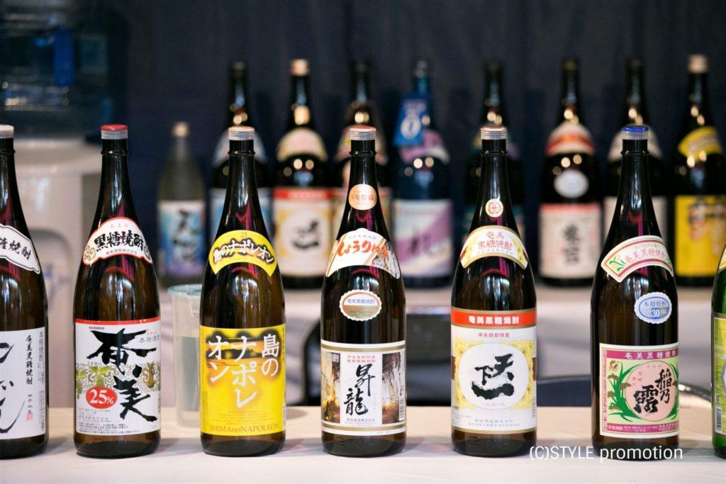 「焼酎&泡盛スタイル」本格焼酎と泡盛クイズ鹿児島県(C)STYLE promotion